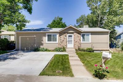 Aurora CO Single Family Home For Sale: $345,900