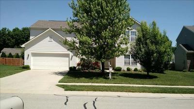 Fishers IN Single Family Home For Sale: $239,900