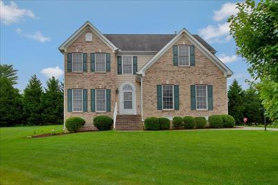 Chester VA Single Family Home For Sale: $334,500