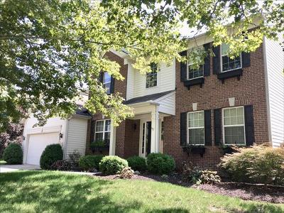 Fishers IN Single Family Home For Sale: $314,900