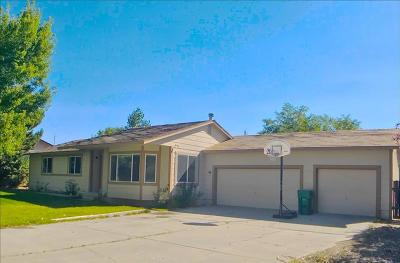 Single Family Home Pending: 10700 Bighorn