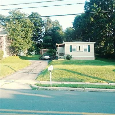 Reading PA Single Family Home For Sale: $114,900