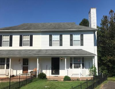 Charlottesville VA Townhouse For Sale: $185,000