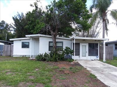 Largo FL Single Family Home Sale Pending: $119,000