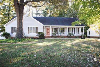 North Chesterfield VA Single Family Home For Sale: $225,000