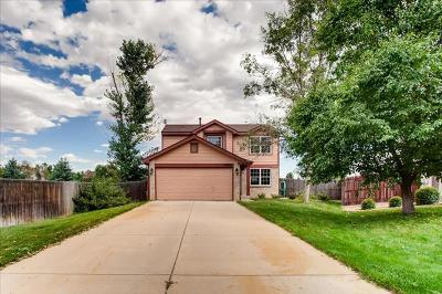Aurora CO Single Family Home For Sale: $332,000