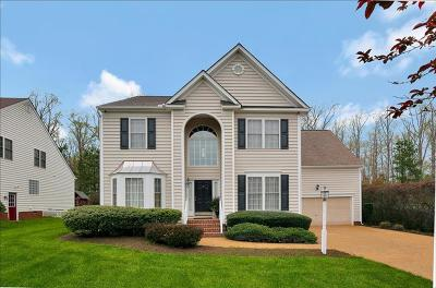 Glen Allen VA Single Family Home For Sale: $499,950