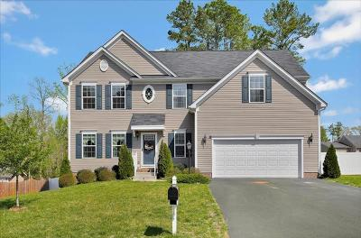 Midlothian VA Single Family Home For Sale: $335,000