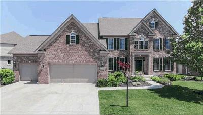 Fishers IN Single Family Home For Sale: $448,900