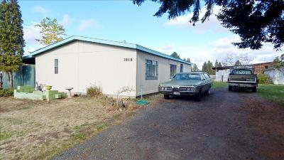 Lewiston ID Single Family Home For Sale: $145,000
