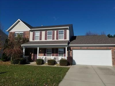 Fishers IN Single Family Home For Sale: $279,900