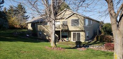 Single Family Home Sale Pending: 3871 Swallows Nest Ct
