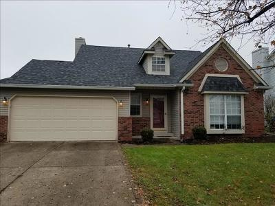 Indianapolis IN Single Family Home For Sale: $194,900