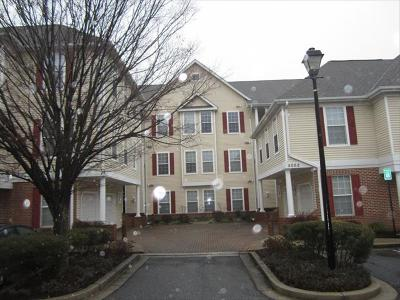 Owings Mills MD Condo For Sale: $165,000