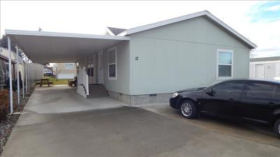 Mobile/Manufactured SELLER SAVED $1,125!!: 2034 Powers Ave. #12