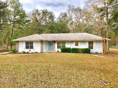 Single Family Home For Sale: 1530 Williams Landing Road