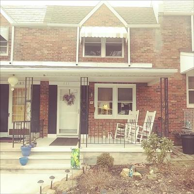 Single Family Home For Sale: 111 2nd Street