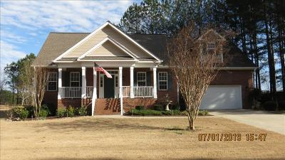 Single Family Home For Sale: 177 Magnolia Hill Dr