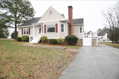North Chesterfield VA Single Family Home For Sale: $194,500