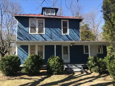 Single Family Home For Sale: 2620 Pea Ridge Road