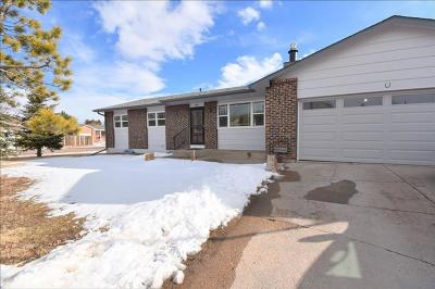 Cheyenne WY Single Family Home For Sale: $299,300
