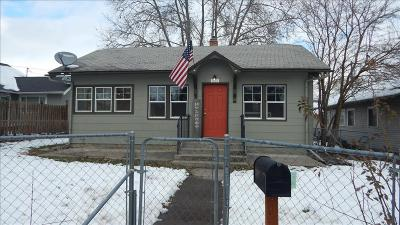 Single Family Home Sale Pending: 1421 10th Ave.