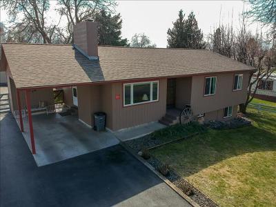 Lewiston ID Single Family Home Sale Pending: $304,900