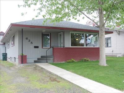 Single Family Home Sale Pending: 635 12th Street