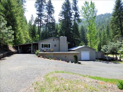 Single Family Home For Sale: 40049 Waha Glen Road