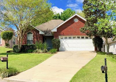 Single Family Home For Sale: 1080 Winter Lane