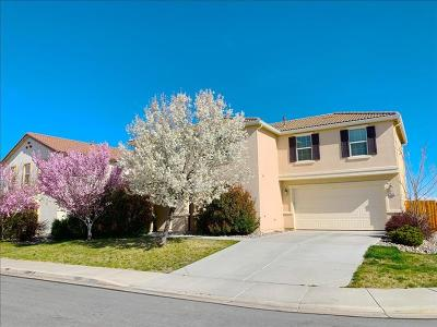 Reno NV Single Family Home For Sale: $449,990