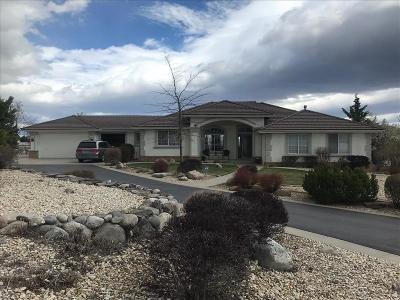 Reno NV Single Family Home For Sale: $739,000