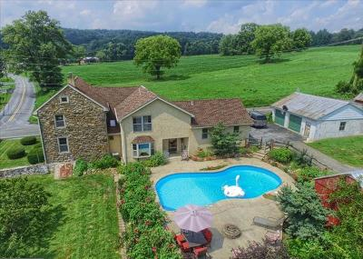 Single Family Home For Sale: 494 Oysterdale