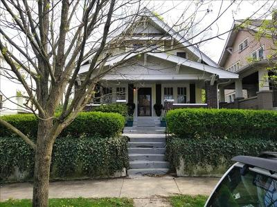 Single Family Home For Sale: 5615 Lowell Ave