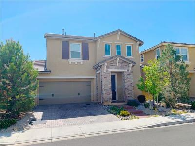 Reno NV Single Family Home For Sale: $405,000