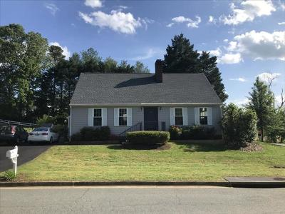 Charlottesvile VA Single Family Home For Sale: $339,000
