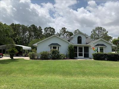 Single Family Home For Sale: 6610 Bay Tree Ct