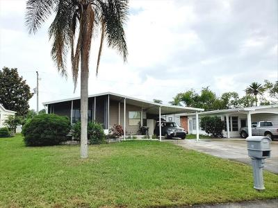 Palm Harbor FL Mobile/Manufactured For Sale: $125,000