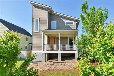 Charlottesville VA Single Family Home Contingent: $424,900