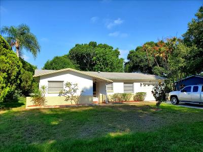 Clearwater FL Single Family Home For Sale: $194,000