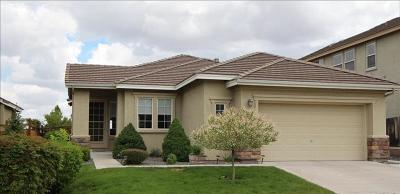 Sparks NV Single Family Home For Sale: $389,900