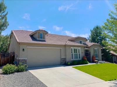 Sparks NV Single Family Home For Sale: $467,000