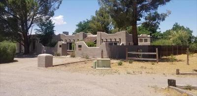 Las Cruces NM Single Family Home For Sale: $259,999