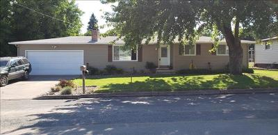 Single Family Home Pending: 3409 12th St C