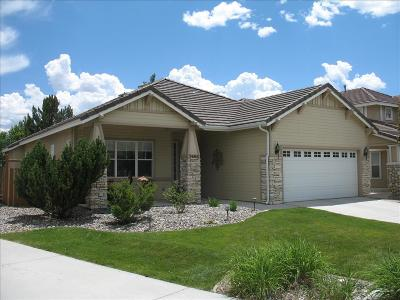 Sparks NV Single Family Home Pending: $392,000