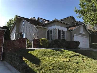 Reno NV Single Family Home For Sale: $429,800