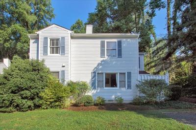 Charlottesville VA Townhouse For Sale: $289,900
