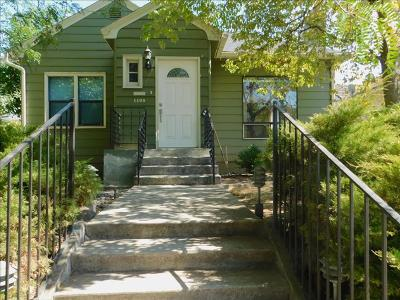 Single Family Home Pending: 1109 9th St
