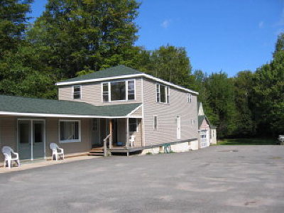Tupper Lake NY Commercial For Sale: $259,000