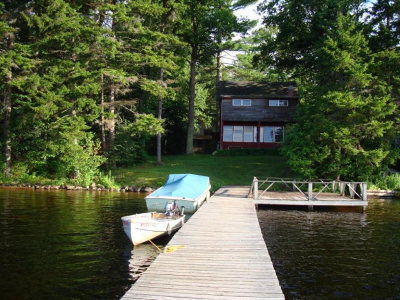 Cranberry Lake NY Single Family Home For Sale: $395,000